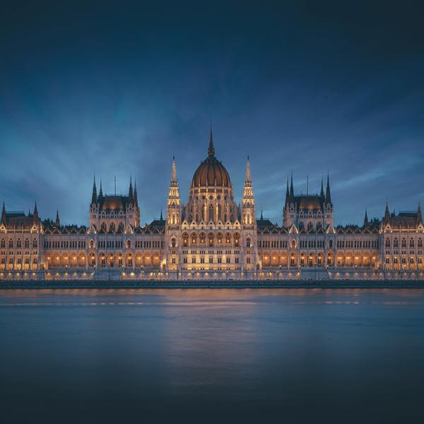 Мікс вікенд: Будапешт+Відень