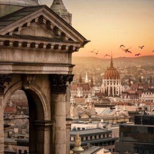 Чарівність трьох міст: Будапешт-Відень-Прага