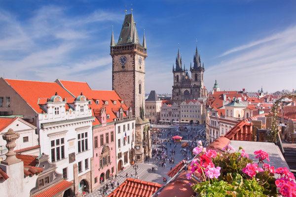 Прага - моє улюблене місто (+Дрезден і Краків)