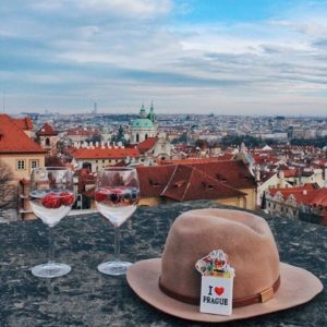 Прага - моє кохане місто