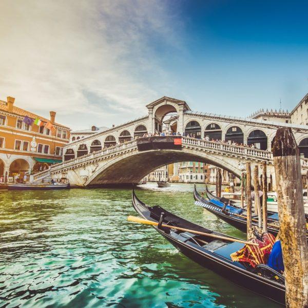 Ура, Венеція!!!