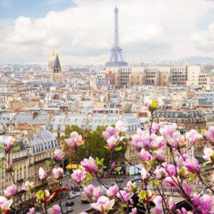 Париж - місто кохання