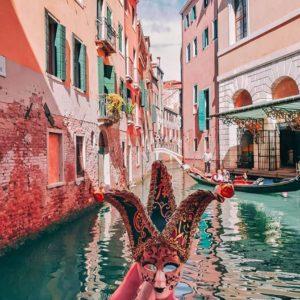 Прекрасна венеціанка