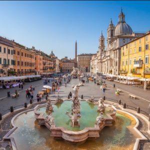 Незабутній вікенд:  Відень, Рим та Венеція