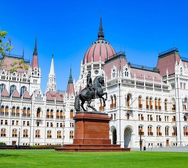 Ключ в Європу: Будапешт+Відень