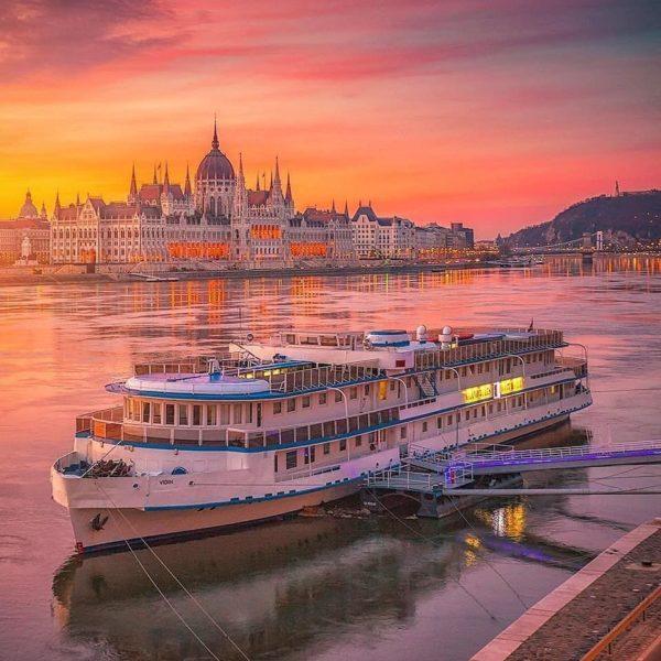 Від чардашу до вальсу (2 дні в Будапешті)