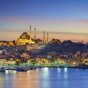 Стамбул в ритмі танго