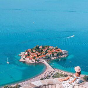 Країна гір і моря... моя Чорногорія